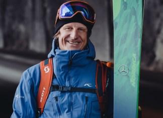 """Stefan Häusl: """"Ich freu mich sehr, von zu Hause aus mehr Ski fahren zu dürfen, weniger reisen und mehr Zeit für die Familie zu haben."""""""