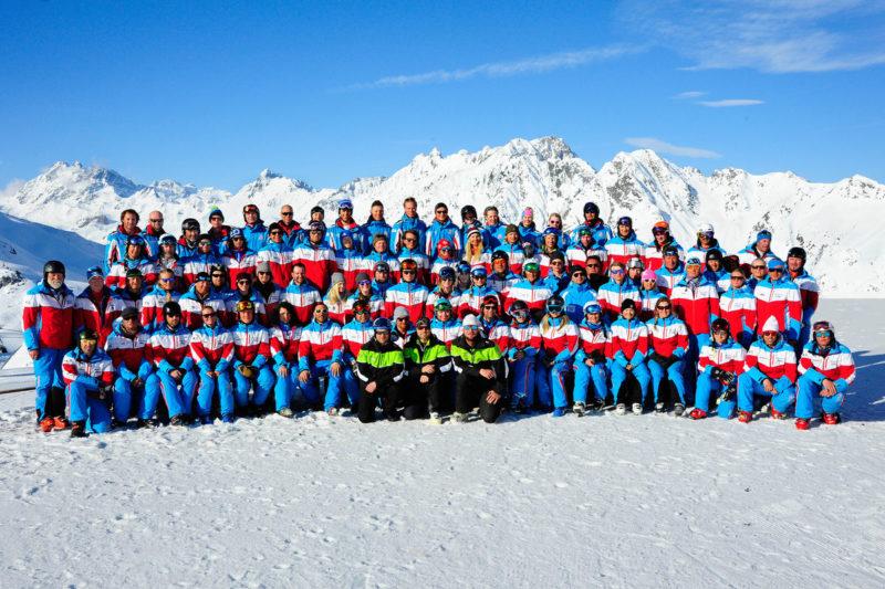 Skischule Ischgl, Mogasi