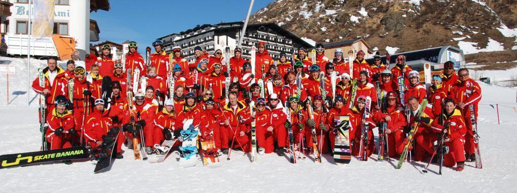 Skiurlaub in Galtür, Skischule Silvretta Galtür, Mogasi
