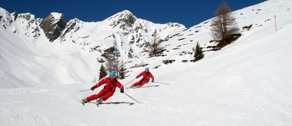 Skiurlaub in Kappl, Skischule Kappl, Mogasi