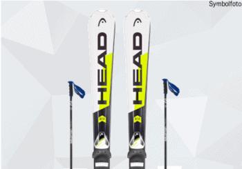 Head Ski, Salomon Skistöcke, Jugendliche, Mogasi