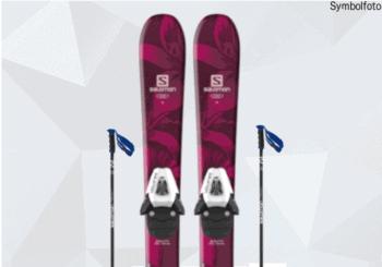 Salomon, Kinderski, Skistöcke für Kinder, Mogasi, Ski Kinder