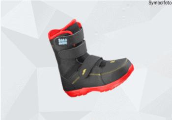 Salomon Snowboardschuhe für Kinder, Mogasi, Snowboard-Boots Kinder
