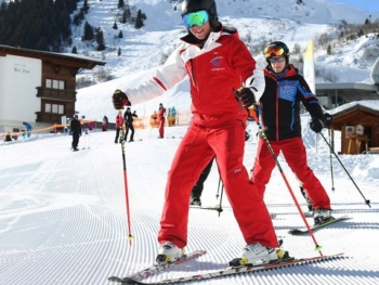 Erwachsenenkurs Ski Skischule Silvretta Galtür