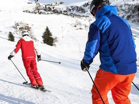 Ski Privatunterricht in Galtür