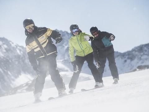 Skischule in Neustift