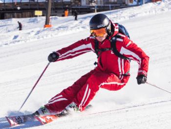 Skischul Privatunterricht im Skigebiet See