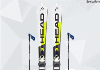 Head Ski, Skistöcke, Erwachsene, Mogasi