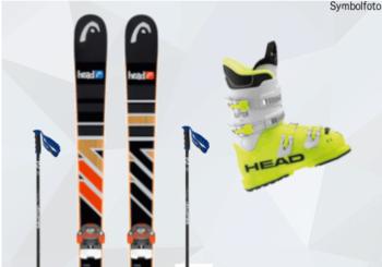 Jugend Skiset online buchen mit mogasi Skiset inkl Freestyle-ski, Skibindung, Skistöcke, Skischuhe