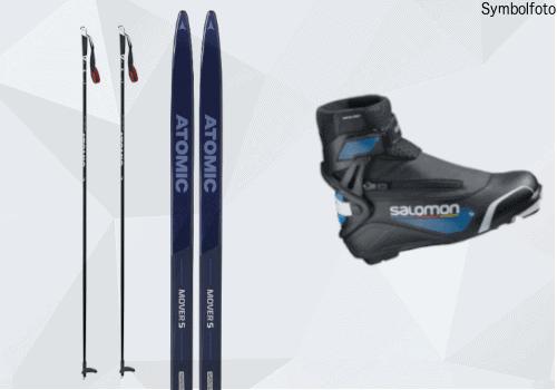Langlauf set Langlaufski Klassisch und Skating online buchen mogasi