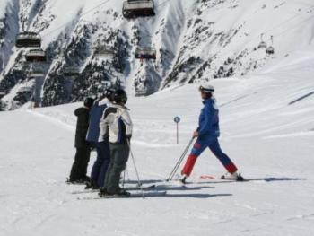 Gruppenunterricht Ski in Ischgl