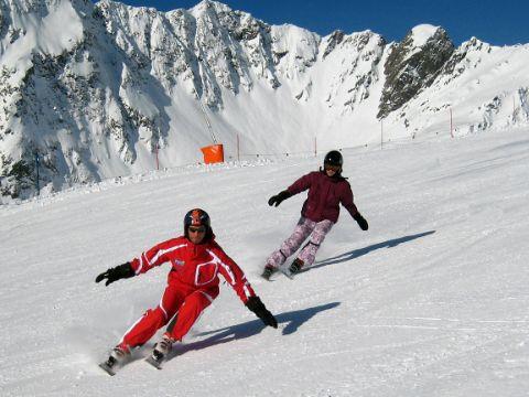 Skikurs Privat für 1 Stunde bei der SKischule Kappl