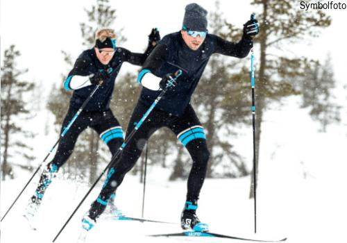 Langlauf ausrüstung online buchen Klassisch und Skating
