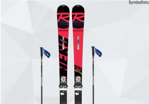Erwachsenen Ski inkl. Ski, Skibindung, Skistöcke online buchen mogasi