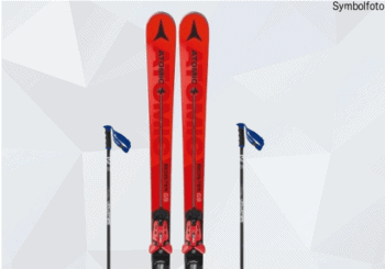 Atomic Ski, Redster, Salomon Skistöcke, Erwachsene, Mogasi