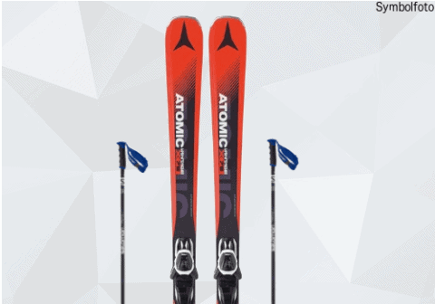 Atomic Ski, Salomon Skistöcke, Erwachsene, Mogasi