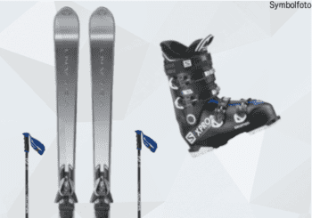 Volant Skiset, Skibindung, Skistöcke online buchen mogasi
