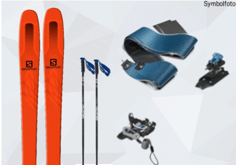 Skitouring ski, Bindung ,Skitouren felle online buchen mogasi