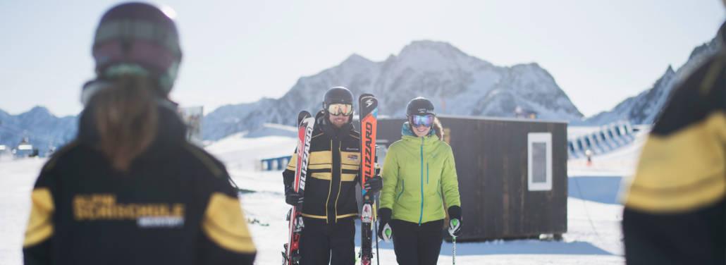 Alpin Schischule Neustift am Gamsgarten Treffpunkt